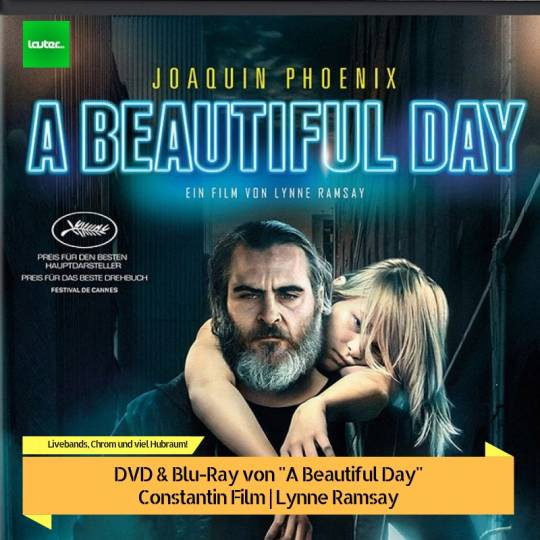"DVD & Blu-Ray ""A Beautiful Day"""
